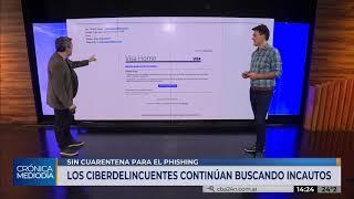 Los delitos informáticos no se toman descanso en Córdoba