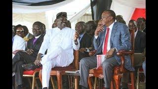 Kenyans make submissions to Building Bridges Initiative