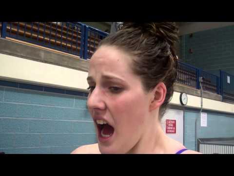 Missy Franklin - Minneapolis Grand Prix - Day 1 Finals