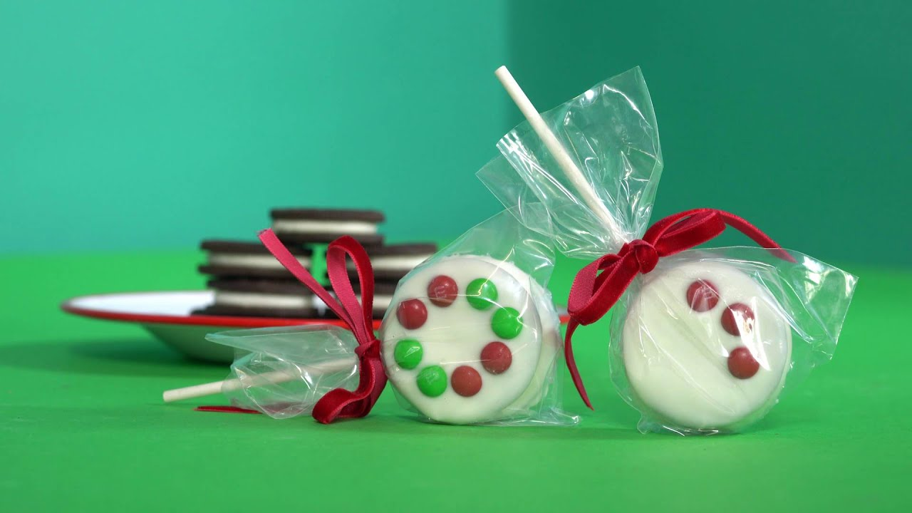Turn Oreos into Christmas Trees, Lollipops and More for the Holidays ...