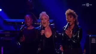 P!nk - What About Us Live at The Voice of Germany 10.12.2017 HD