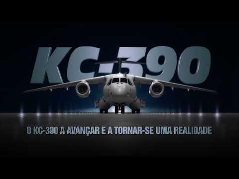 """""""KC-390"""": o novo avião multiusos da Embraer que integra tecnologia nacional"""