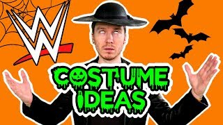 10 CHEAP WWE HALLOWEEN COSTUME IDEAS