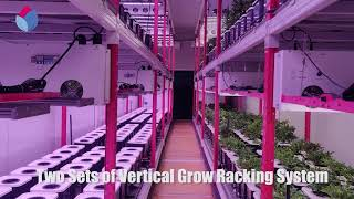 GrowSpec - Climate Chamber Makes Agriculture Business Easier