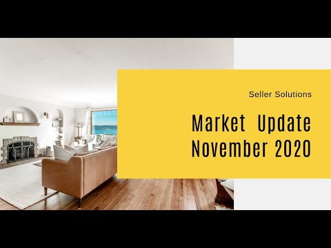 Market Update 🏡 | NOV 2020
