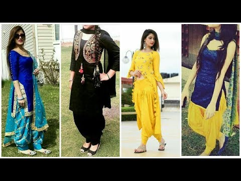 7d8ee25e7 Download 10 Best Punjabi Patiala Salwar Suit Designs For Women 2019 ...
