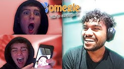 The MOMENT they realised who I REALLY WAS (on Omegle)
