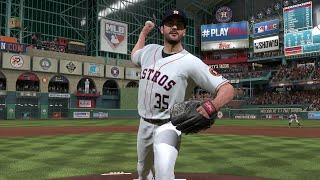 2019 World Series - Washington Nationals vs Houston Astros - Game 6 (MLB 10/29/2019) MLB The Show 19