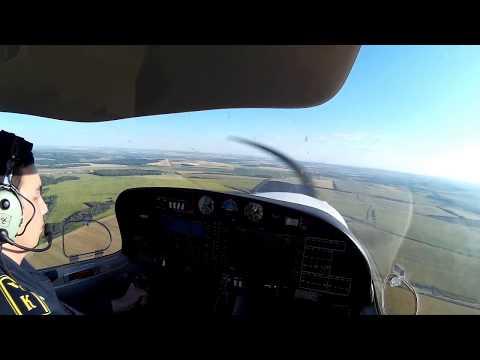 2017 0817 Первый самостоятельный полет (полная версия)