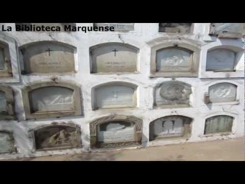 La Tumba de Diego Mazquiarán 'Fortuna' en el Cementerio Presbítero Maestro (Lima, Perú)