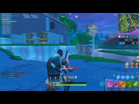 The SMOOTHEST Fortnite Video....