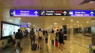 イスタンブール アタテュルク国際空港・トルコ (前編) / Atatürk International Airport, Istanbul Turkey, Part.1