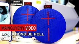 khui hop loa di dong ue roll - wwwmainguyenvn