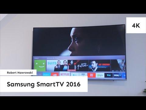 Samsung SmartTV 2016 - Smart Control + Tizen | Robert Nawrowski