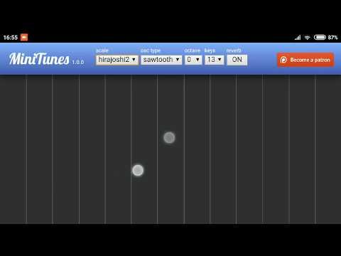 Mini Tunes for PC Download on Windows (7/8/10) & Mac