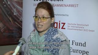 SEEAM- AT GIS⁄NDM; Conference & Fair-Video clip, Belgrade, Serbia,15-17.11.'17