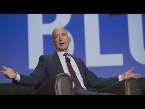 Amazon's Bezos Reveals Company Has Topped 100 Million Prime Members