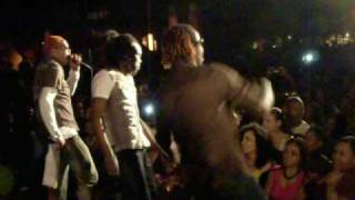 RDX @ BB Kings Part 1 ~ Dancers Anthem & Everybody Dance