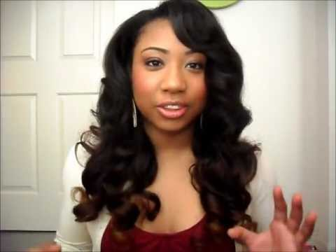 Diamond Virgin Hair Company Peruvian Wavy Install Braid Pattern