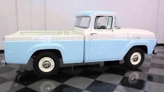 1009 DFW 1959 Ford F-100