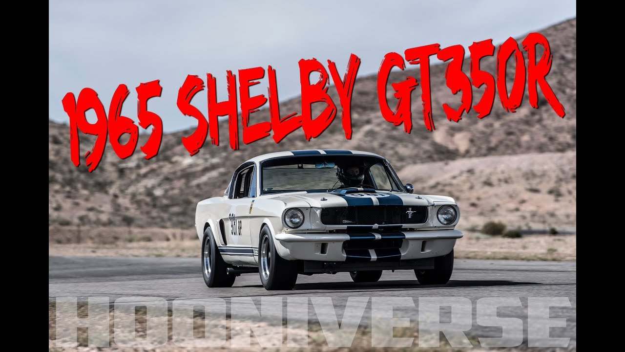 Ovc Is Building A Brand New 1965 Shelby Gt350r Mustang