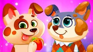 Что с ПЕСИКОМ ДУДУ? #15 Кид и вселенная котенка Бубу. Новое обновление мультяшной игры для детей