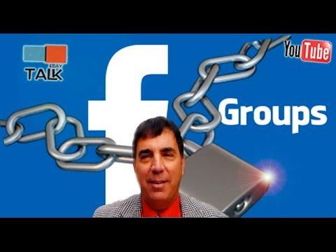 eBay Talk - Selling on eBay Using Facebook Groups