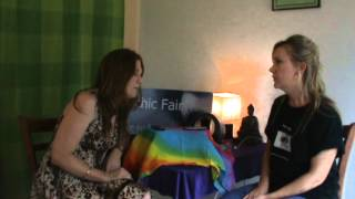 Psychic Fair LIVE with Selena Hill ** PART 1