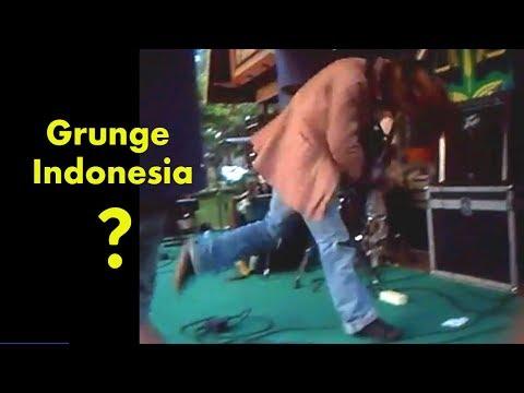 Video Klip Grunge Lokal Indonesia