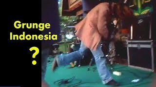 Video Klip Grunge Lokal Indonesia