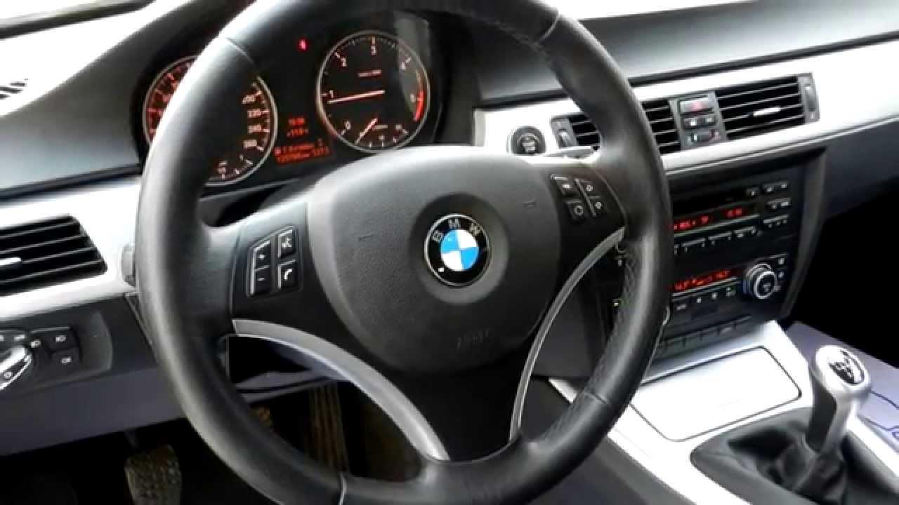M6 Interior 2009 Bmw