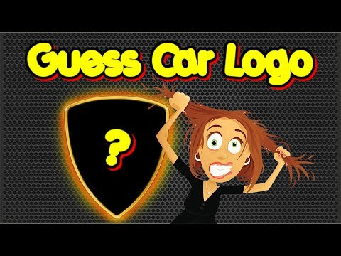 BRAIN RIDDLES: Guess The Car Logo | Challenge Quiz Popular On YouTube
