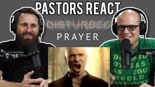 "Disturbed ""Prayer"" // Pastor Reaction // Guest Pastor Dr. Mike Chandler"