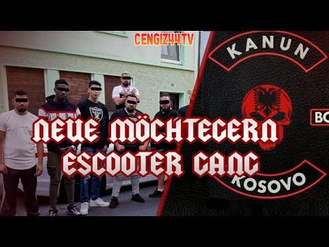 Cengiz44TV über Brothers MC Party in Köln, Brahim, Necati Arabaci, Kanun BoxClub E Scooter Fahrer