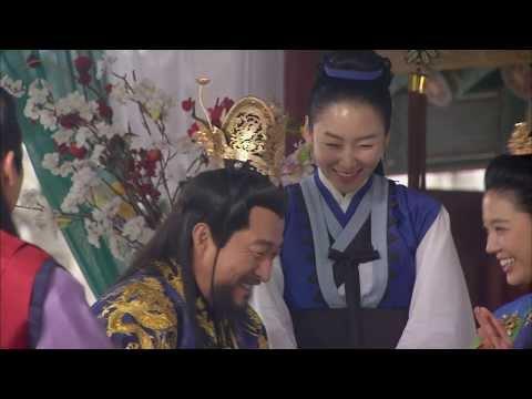 [HOT] 제왕의 딸 수백향 48회 - 한 자리에 모인 융·명농·은혜왕후·설난, 그리고 이를 본 설희 20131209