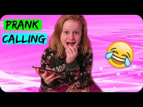Prank Calling!