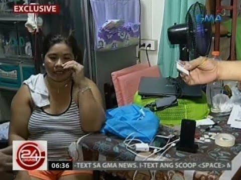 24 Oras: Exclusive: Bentahan ng shabu sa likod ng Camp Crame, bistado