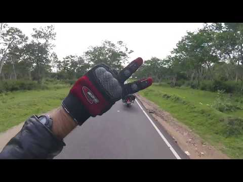 My GoPro Hero Session 4 Footage - Bike Ride - Bangalore to Ooty and back!