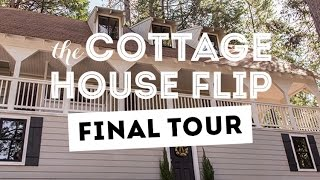 Cottage House Flip FINAL TOUR / Before & After Renovation