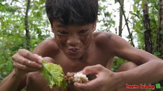 Primitive Technology - Eating …