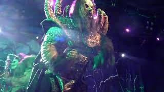 Lordi - Nailed By The Hammer Of Frankenstein (live in St Petersburg 2017)