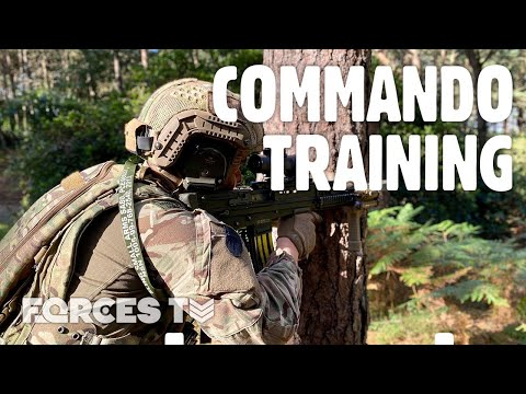 Royal Marines Test New Future Commando Force Concepts! 👀 | Forces TV