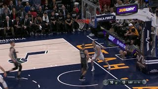 1st Quarter, One Box Video: Utah Jazz vs. San Antonio Spurs