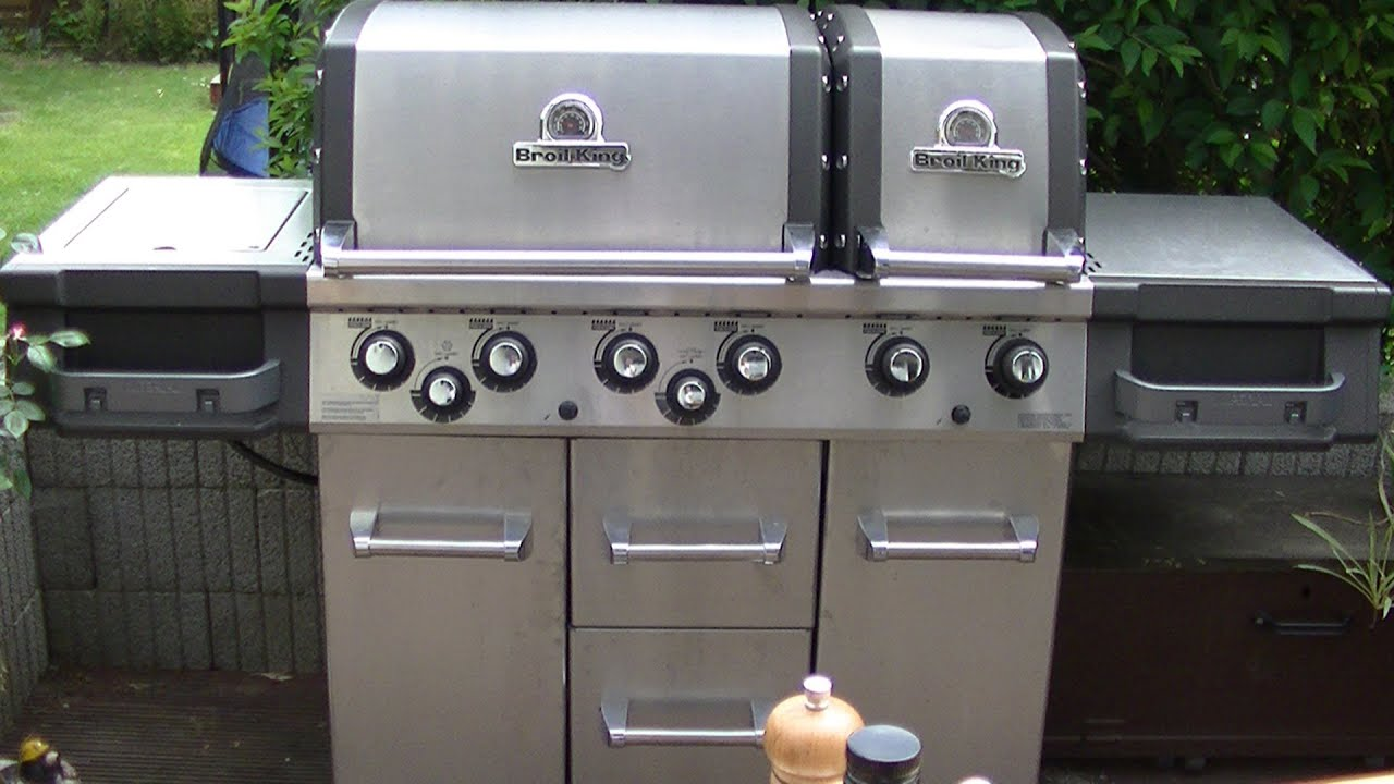 Billig Gasgrill Xl : Vidaxl grill barbecues grills amazon küche haushalt