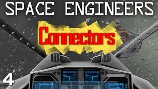 Space Engineers: Connectors
