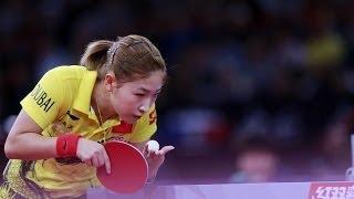 world tour grand finals highlights ding ning vs liu shiwen final