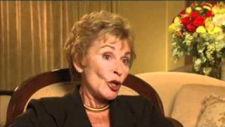 "Judith Sheindlin discusses the beginning of ""Judge Judy"" - EMMYTVLEGENDS.ORG"