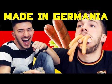MADE IN GERMANIA CHALLENGE - Matt & Bise