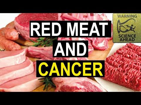 Does Red Meat Cause Cancer? What does the Science really say?