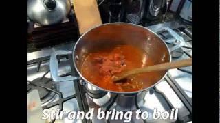 Recipe: Fat Cat's Surprisingly Mild Guajillo Ghost Chili
